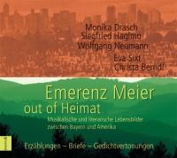 """CD-Titel """"Emerenz Meier - out of Heimat"""""""