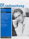 """Zeitschriftentitel """"Radiozeitung des Bayerischen Rundfunks"""""""